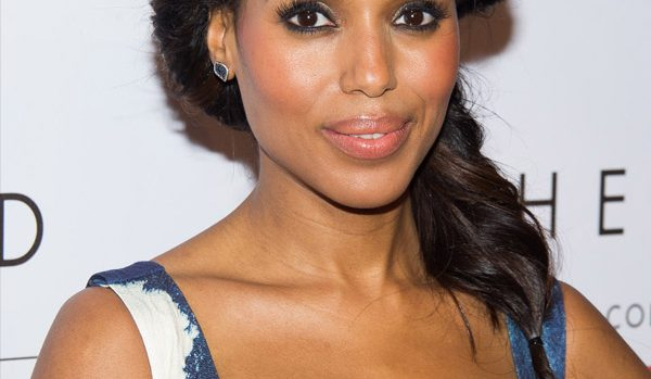 Kerry Washington became a certified yoga instructor in India
