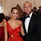 It's been a GREAT week for Derek Jeter and his wife Hannah