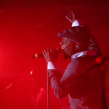 Are You Here for Stokley Williams' Solo Music?
