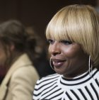 Mary J Blige will star in the horror thriller 'Body Cam'