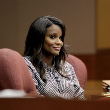 Tameka Foster's Response to Usher's Herpes Scandal – I'm Good