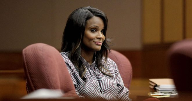Tameka Foster's response to Usher's herpes scandal - I'm Good