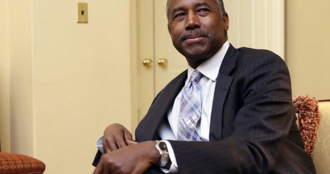 Ben Carson is Being Dragged for Saying Poverty is a State of Mind