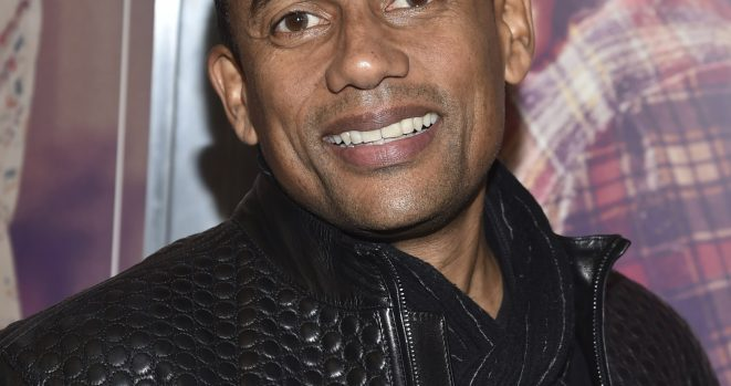 Congrats to Hill Harper on becoming a first-time Dad