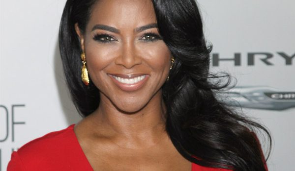 Kenya Moore is confirming she's a happily married woman