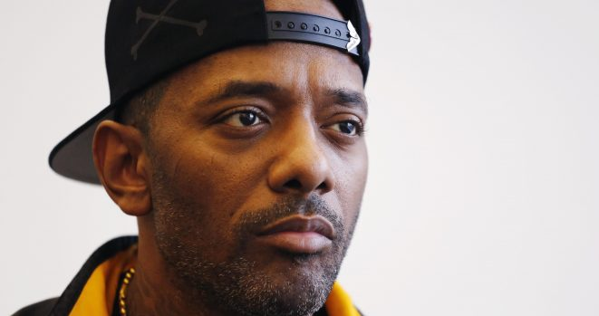 Prodigy was taken out of an after party on a gurney Saturday night