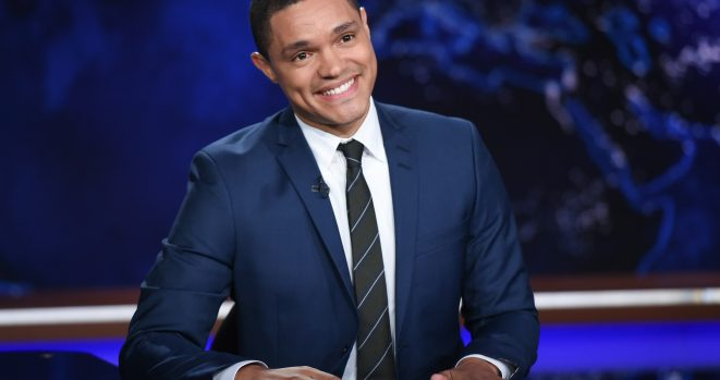Trevor Noah's Mother was shot in the head by her husband and he got probation