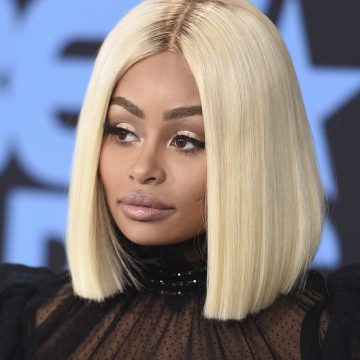 Blac Chyna told her side of the Rob Kardashian drama to GMA