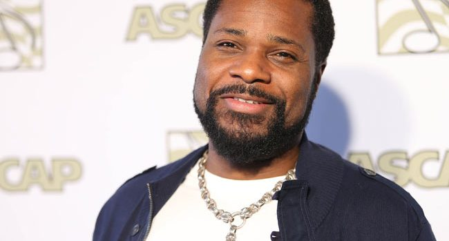 Malcolm Jamal Warner shared a picture of his newborn son