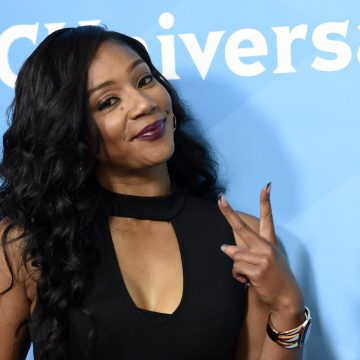 Tiffany Haddish was kidding about working with Bill Cosby