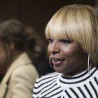 Mary J Blige owes the Internal Revenue Service LARGE money