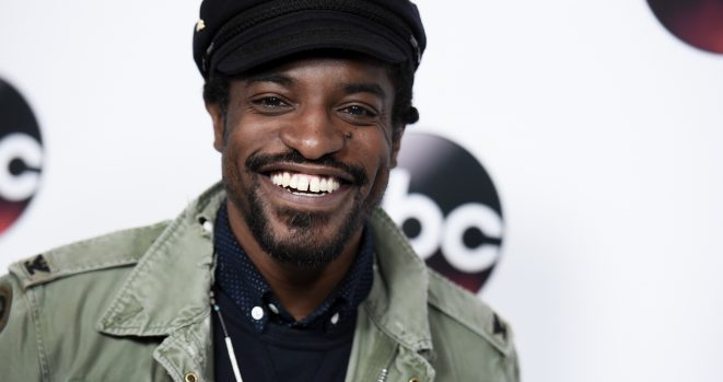 Andre 3000 is going to join the cast of the sci-fi movie High Life