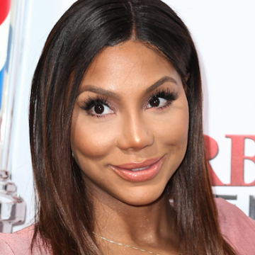 Tamar Braxton said she is absolutely not retiring from music
