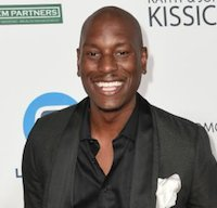 Tyrese kinda sorta dedicated Let's Get It On to his daughter Shayla
