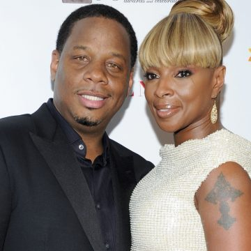 Mary J Blige has a message for her soon-to-be ex Kendu Isaacs