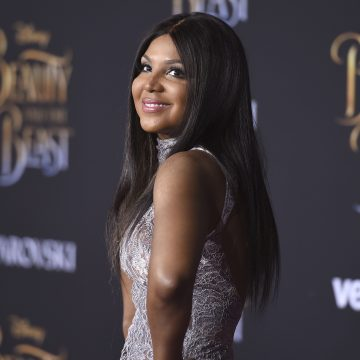 Toni Braxton showed off some very serious bling but does it mean she's married