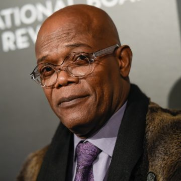 Are you here for Samuel L Jackson's master class on acting