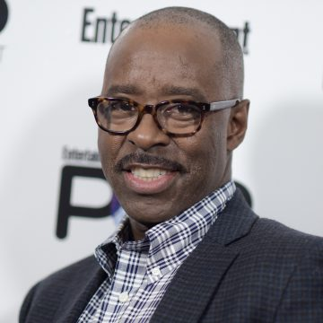 Courtney B Vance has a new series lined up on FX
