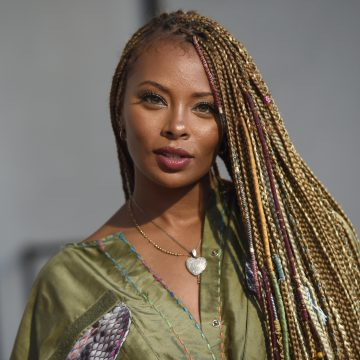 Eva Marcille and boyfriend Michael Sterling are having a baby