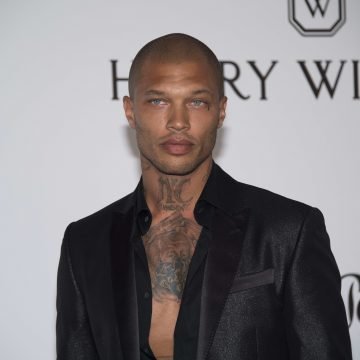 Remember prison bae Jeremy Meeks who is now a male model