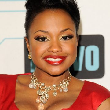 Phaedra Parks has S]signed a modeling contract with Wilhemina Models