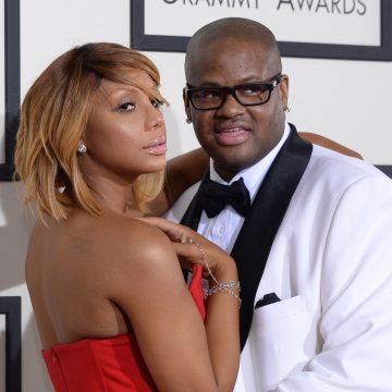Vince Herbert called BS on Evelyn Braxton saying he laid hands on Tamar