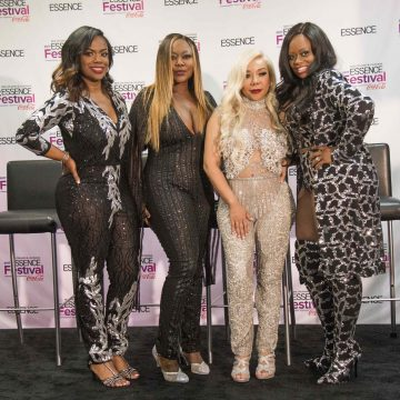 Xscape has new music WITHOUT group member Kandi Burruss