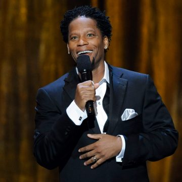 DL Hughley Had a Son With Another Woman That Her Boyfriend Murdered