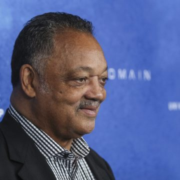 Reverend Jesse Jackson is Accused of Sexual Harassment
