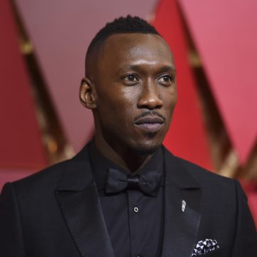 Oscar Winner Mahershala Ali will Star in the Crime Thriller Burn