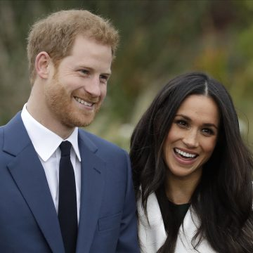 Prince Harry and Actress Meghan Markle are Engaged