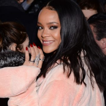 Rihanna's Uncle Was Charged with Selling Knock-Off Fenty Products