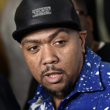 Timbaland was once addicted to OxyContin and almost OD'ed