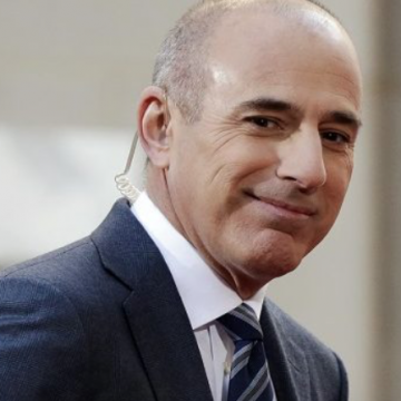 Matt Lauer's lawyers are trying to get him a 30M payout