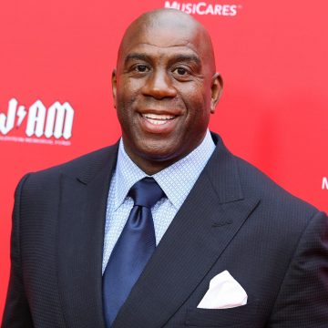 Magic Johnson and Isiah Thomas Settled Their Beef
