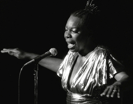 Nina Simone will be inducted into the Rock and Roll Hall of Fame