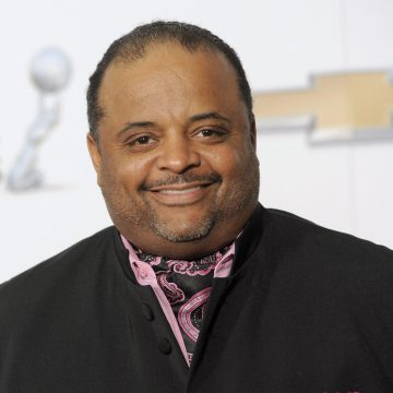 Roland Martin's TV show has been canceled by TV One