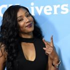If you want to date Tiffany Haddish your credit score has to be 700-plus