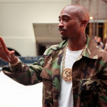 Tupac Shakur's Ex is Selling a Picture of His Little Friend