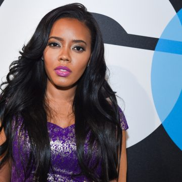 Angela Simmons and Her Fiancé Sutton Tennyson Have Broken Up