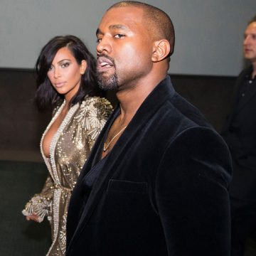 Kim Kardashian and Kanye West Welcome Their Third Child