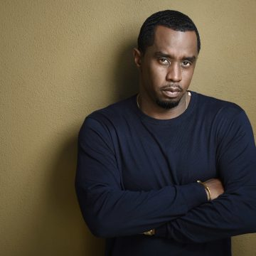 The Rumor is Diddy's Offering the H&M Model a Contract with Sean John
