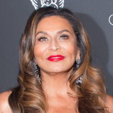 Beyonce's mom Tina Lawson loves her new LaLa Anthony jeans