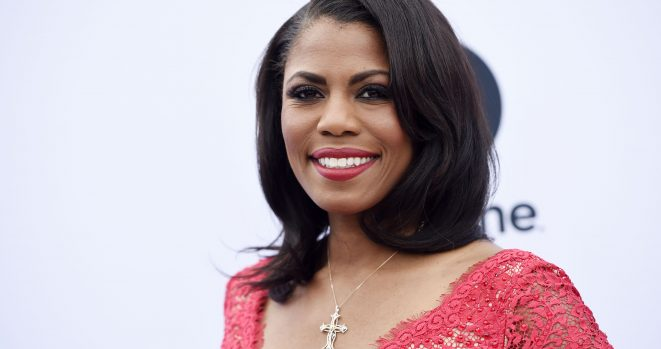 Omarosa was taken from Celebrity Big Brother and to the hospital