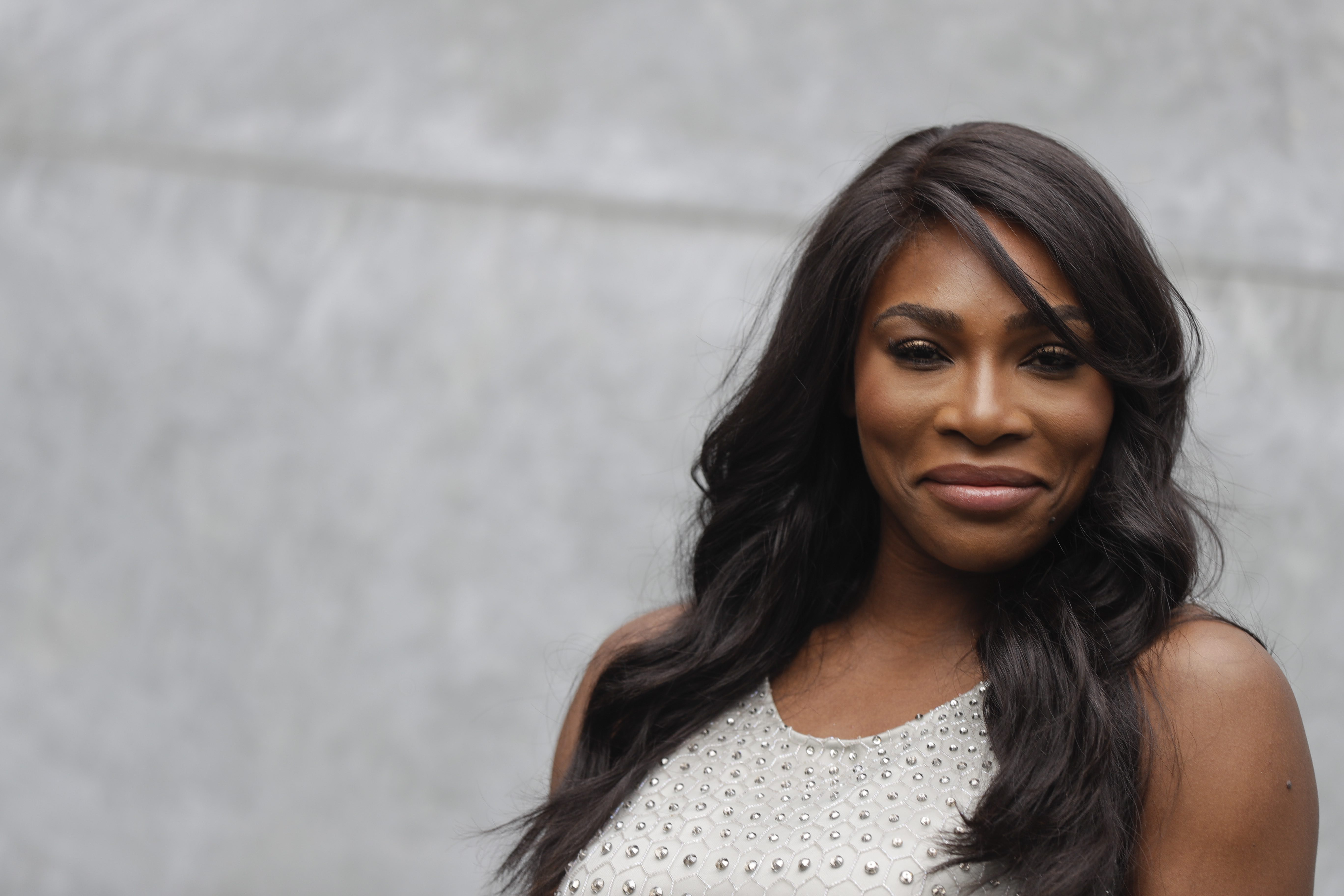Serena williams says she almost died giving birth to alexis nvjuhfo Image collections
