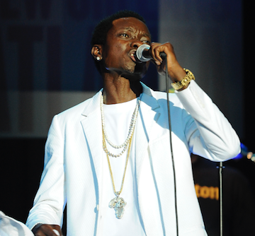 Michael Blackson and His Ex Georgia Reign Are Back Together