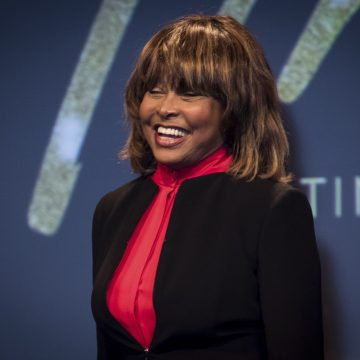 Tina Turner has forgiven Ike Turner for years of physical abuse