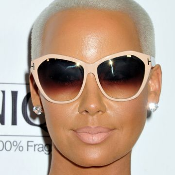 Amber Rose has said she is quitting social media