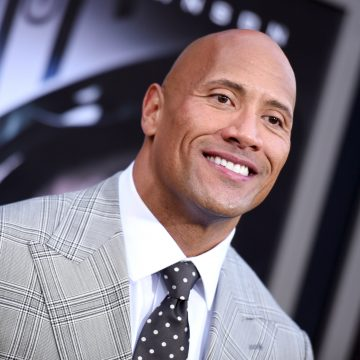 Dwayne Johnson Thanked Firemen Who Helped His Daughter