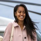 Michelle Obama gave Malia some advice before heading off to Harvard
